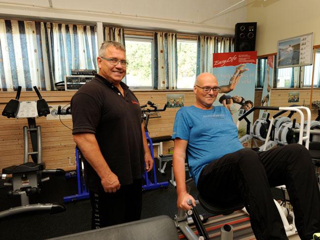 EasyLife for treningssentre og fysikalske institutt
