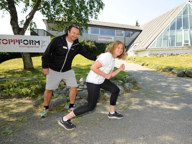 Toppform Stavanger og Sola