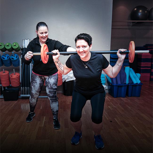 EasyLife med personlig trener